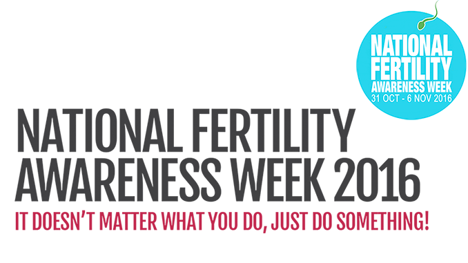 National Fertility Awareness Week 2016