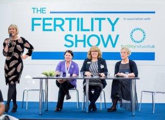 Fertility Show Manchester Q&A Stage
