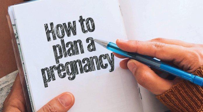 Plan a pregnacy