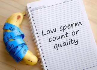Sperm Counts Dropping