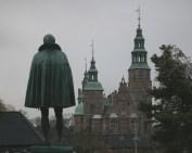 Brahe mirando a Rosenborg