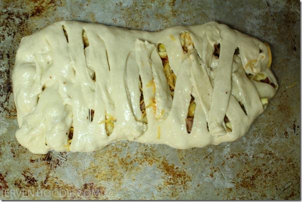 Sausage Breakfast Braid (4 of 16)