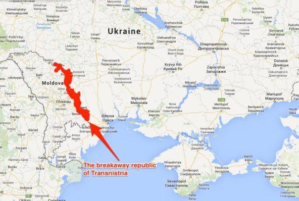 Resultado de imagen de Transnistria