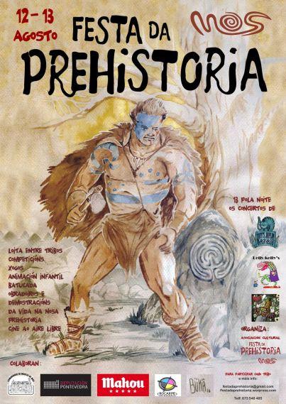 Cartel Prehistoria 2016