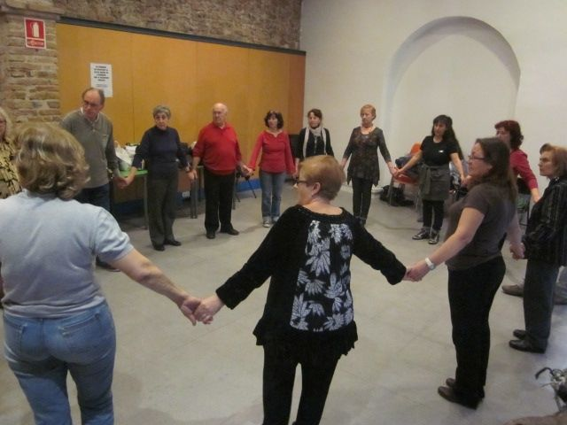 Les danses medievals a punt de caramel!