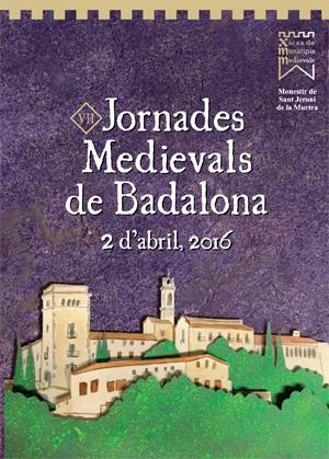 VII Jornades Medievals a Sant Jeroni