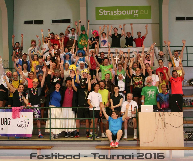 Tournoi FESTIBAD 2017