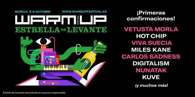 Warm Up Festival