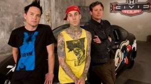 Blink 182 Group Shoot 2011