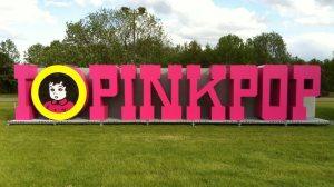 Pinkpop Banner I Love Pinkpop 2012