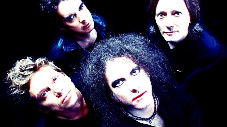 The Cure Group Shoot 2010