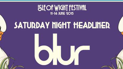 Blur Isle Of Wight