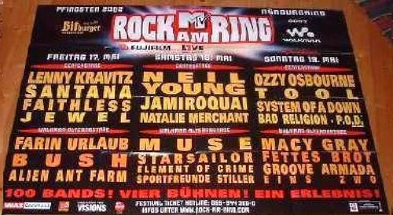 Rock Am Ring 2002