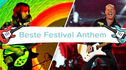 beste festival anthem week twaalf