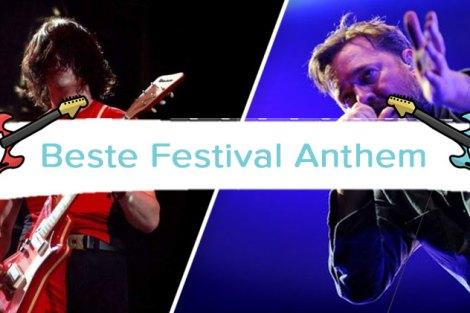 beste festival anthem week veertien