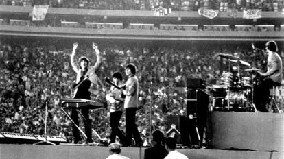 The Beatles live