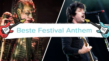 beste festival anthem week 20
