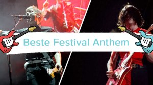 beste festival anthem week 22