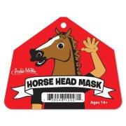 Festival Gadgets Pferde Maske Pferdemaske Verpackung vorn