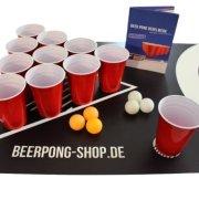 Beer Pong Matten Set