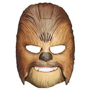 Star Wars elektronische Chewbacca Maske