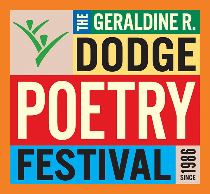 The Geraldine R. Dodge Poetry Festival since 1986