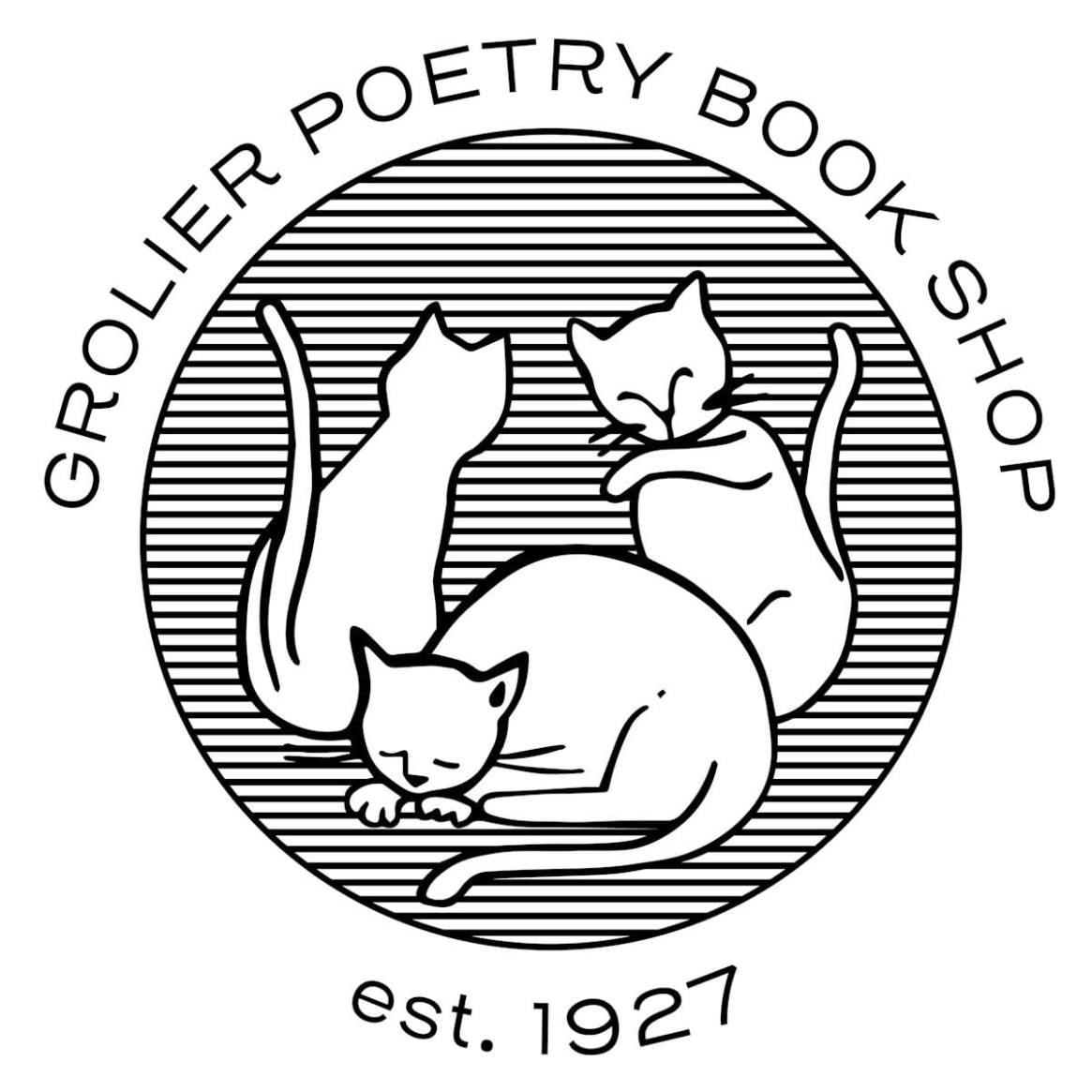 Grolier Poetry Book Shop Logo