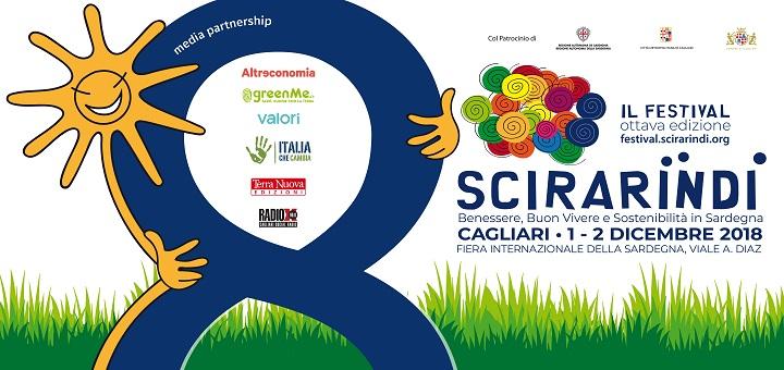 Diamo il benvenuto ai media partner dell'ottava edizione di Scirarindi