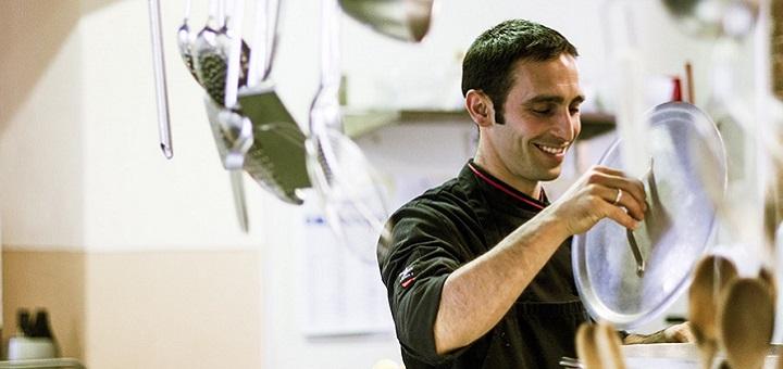 Un Tè con lo Chef: alla scoperta della cucina e della pasticceria naturale con Giacomo Pisanu
