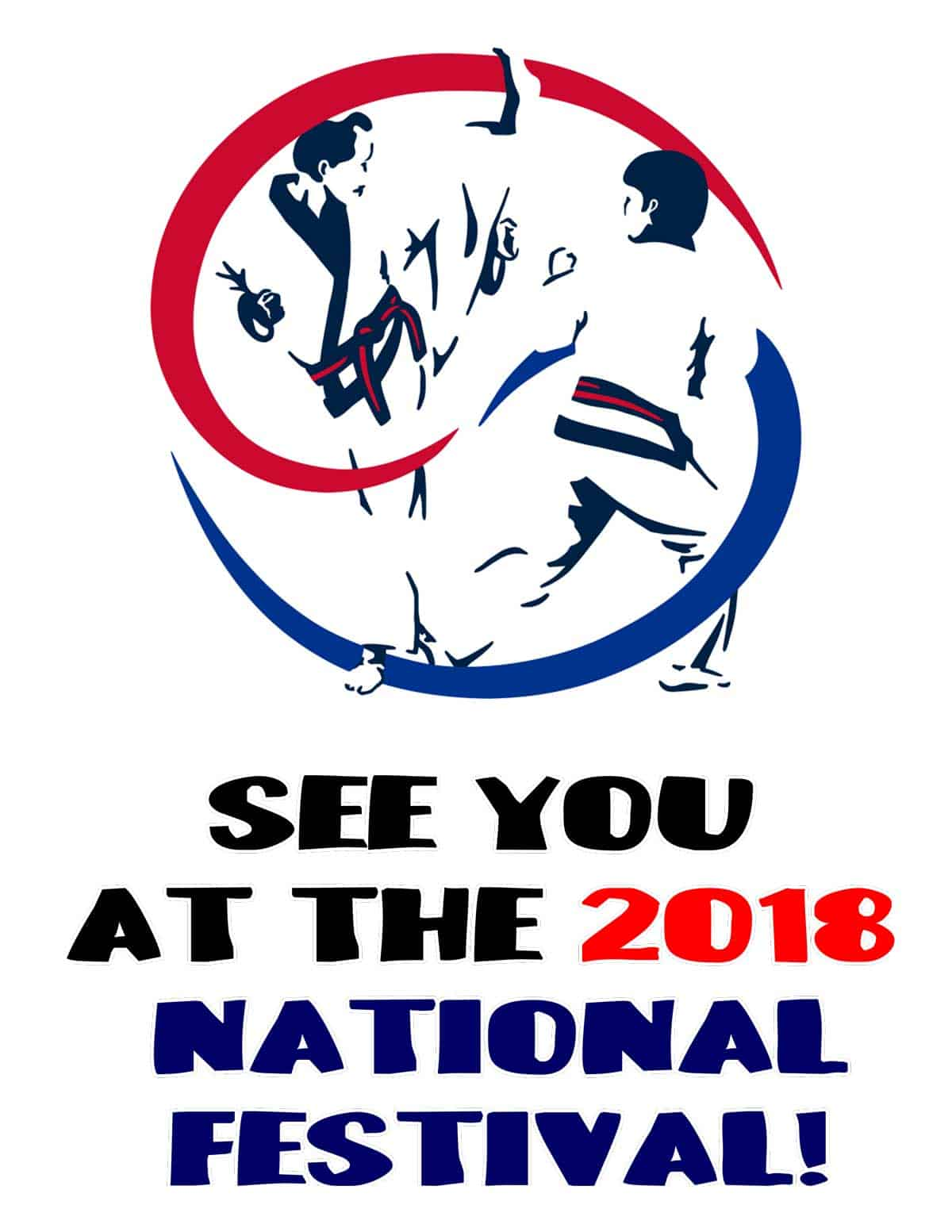 See You At The 2018 National Festival!