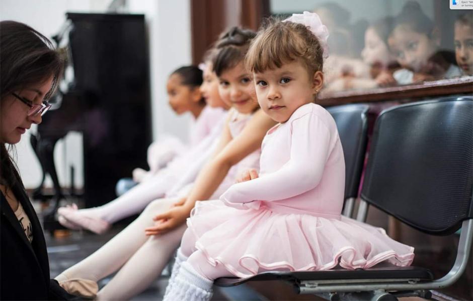 Festival Art Escuela de Ballet #1 de Colombia Natali