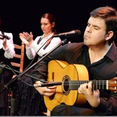 Gran expectación por la actuación de Ricardo Fernández del Moral y su espectáculo '+ Que flamenco' en el Festival Internacional de las Artes Escénicas