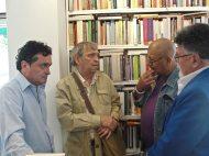 Carlos Ildemar Pérez, Rafael CAdenas, Santos López y Víctor Vielma Molina