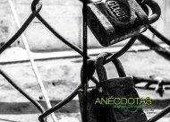 """El poemario """"ANÉCDOTAS"""" de Miguel Chillida. La fotografía de la portada es del zuliano Ivan Emilio Ocando (URVAN)."""