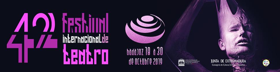 Festival de teatro de Badajoz