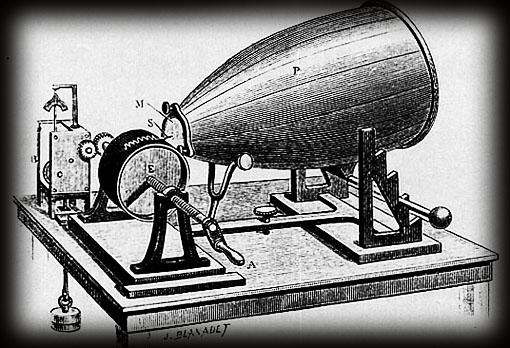 El fonoautógrafo