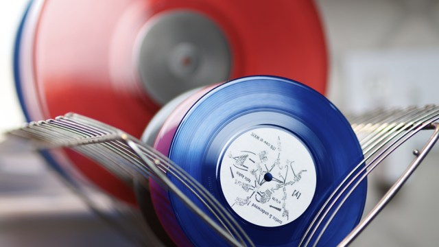 Cómo piratear un disco de vinilo 7 Foto (CC) Nick Harris1