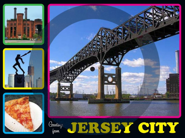 Picture disc de Nueva Jersey