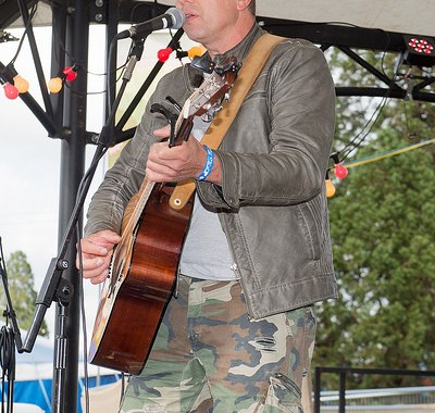 Bandstand 2017  Open Mic