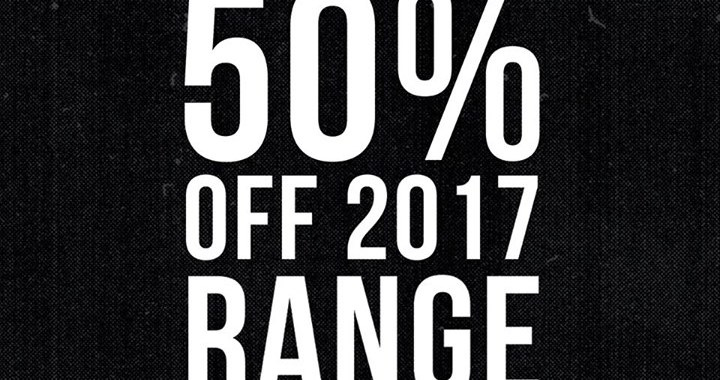 READING FESTIVAL NEWS: Still thinking about the best weekend of summer? Get 50% off on 2017 merch until…