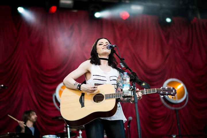 TBT to Amy Macdonald rocking the Common Stage in May…