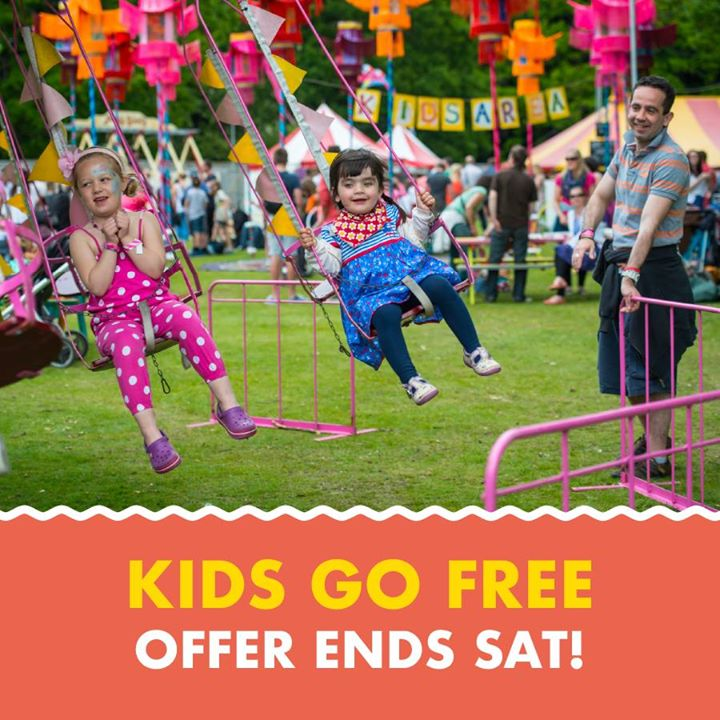 Don't forget, our Kids Go Free* offer ends 10am this Saturday! Buy now and all k...