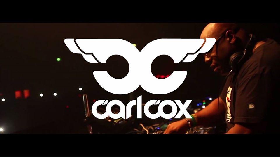 Carl Cox - our Friday Night Steel Yard Headliner at  Creamfields 2018! ...