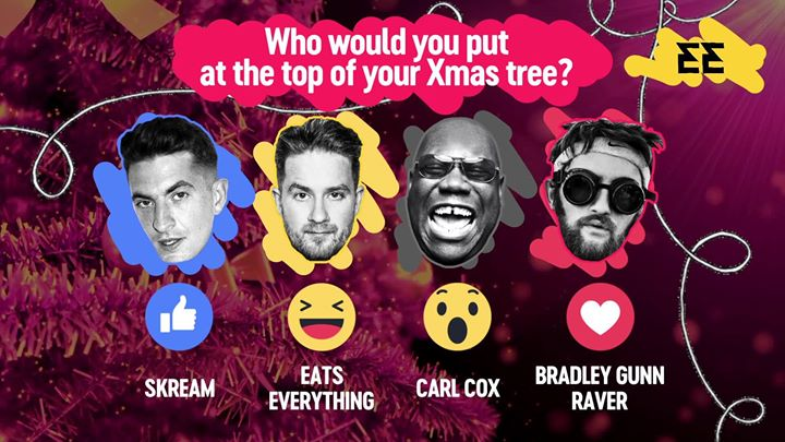 Who would replace that angel at the top of your tree! ...
