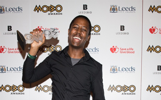 Moses Boyd wins Best Jazz MOBO Award