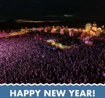 Happy New Year!! See you on the Common in May X