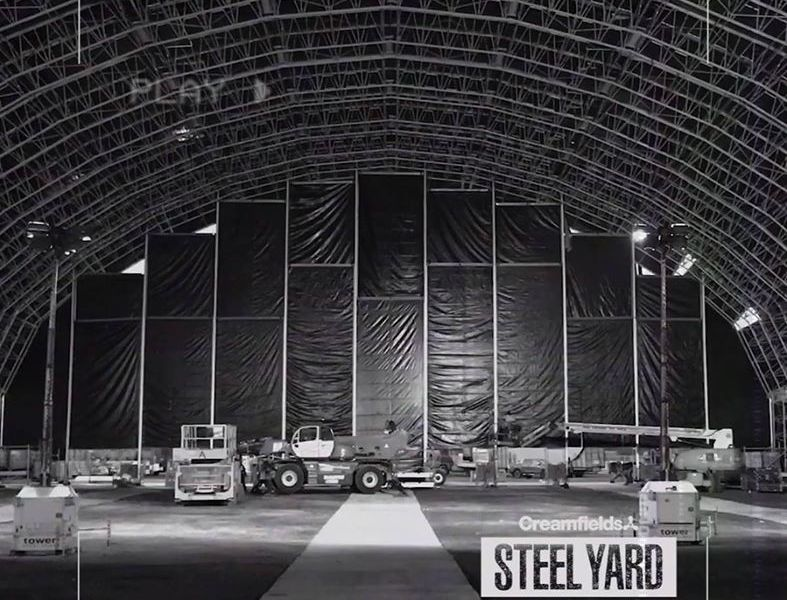 Steel Yard has landed in Liverpool and the build is nearly complete! Make sure y...