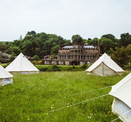 Our Glamping tickets are now on sale! With limited tickets, this is an opportuni...