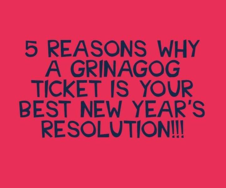 Make festivaling your New Year's resolution! Watch this, then click here for the...