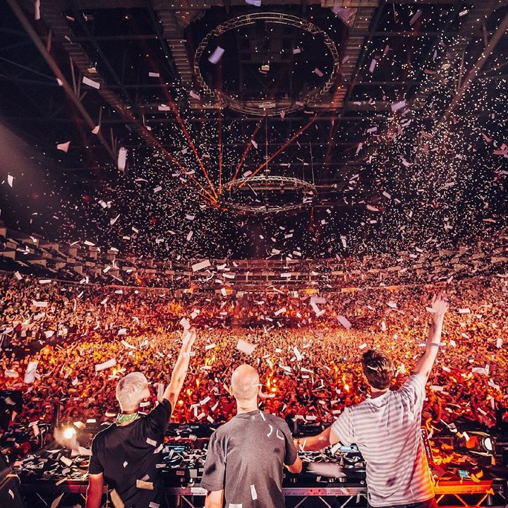 Announcement Incoming… Above & Beyond Common Ground at Steel Yard London – Satur...